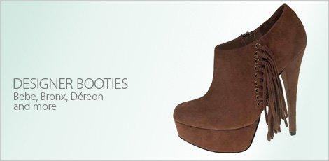 Designer Booties