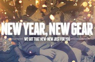 New Year, New Gear