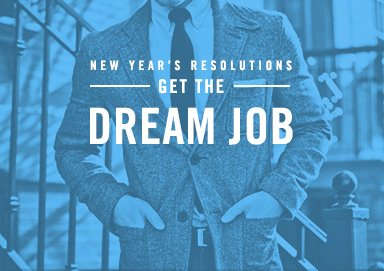 Shop Get the Dream Job: Impressive Attire