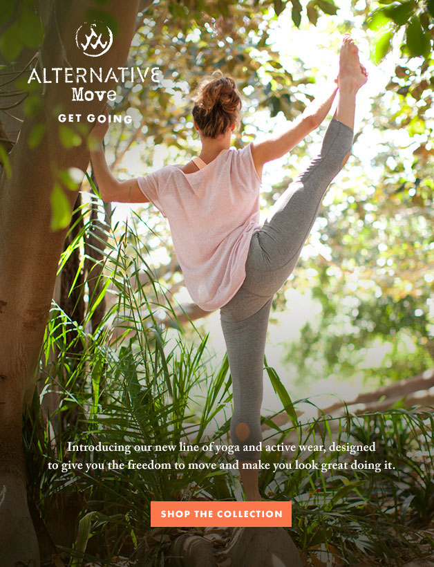 Alternative Move - Get Going