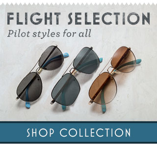 Flight selection - Shop pilot frames