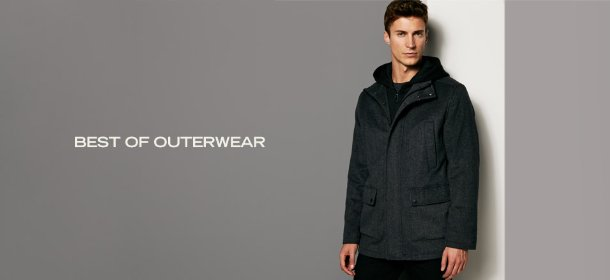 BEST OF OUTERWEAR, Event Ends January 5, 9:00 AM PT >