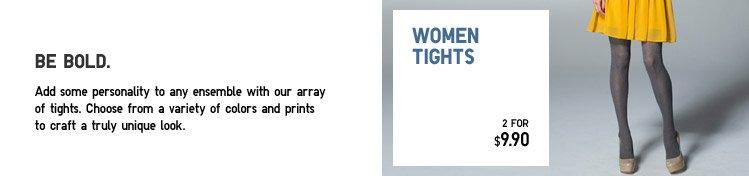 WOMEN TIGHTS