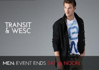 Transit + Wesc