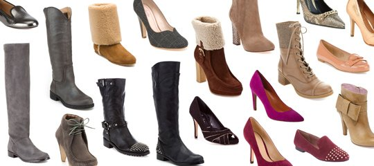 Kick Off 2013: The New Year, New Shoes Sale