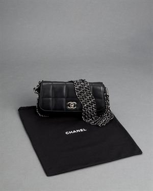 Chanel LU Five Chain Lamb Handbag $2,699