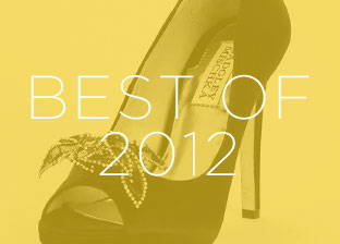 Best of 2012: Women's Shoes