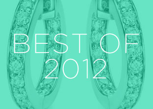 Best of 2012: Diamond Jewelry
