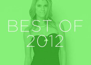 Best of 2012: Designer Dresses