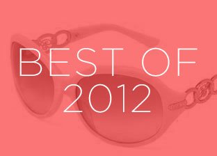 Best of 2012: Designer Sunglasses