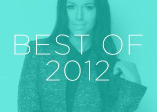 Best of 2012: Women's Apparel