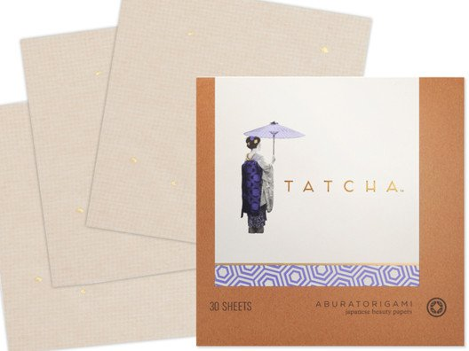 Tatcha Blotting Papers (Set of 4) from Pati Dubroff