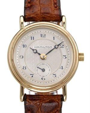 Hamilton Vintage Ladies Watch, 8/10 Condition