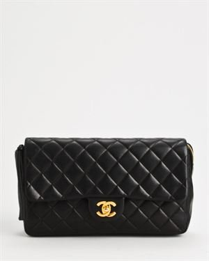 Chanel LU Quilted Lambskin Classic 2.55 Backpack - Made In France