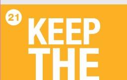 KEEP THE