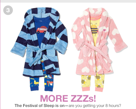 MORE ZZZs! | The Festival of Sleep is on - are you getting your 8 hours?