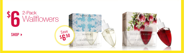 2-Pack Wallflowers Refills - $6