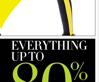 The BIG SALE! Everything up to 80% off! Shop Now!