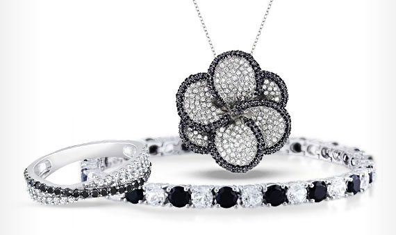 On Trend: Black & White Jewelry  - Visit Event