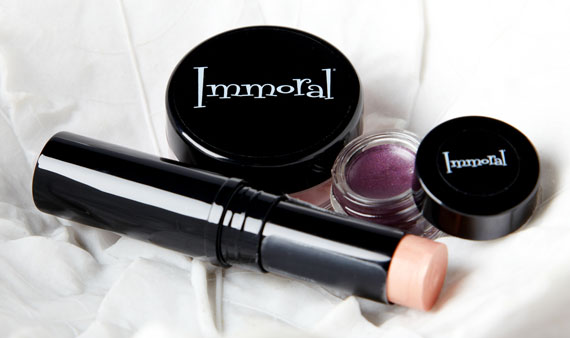 Immoral Mineral Cosmetics    - Visit Event