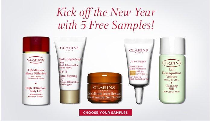 5 samples