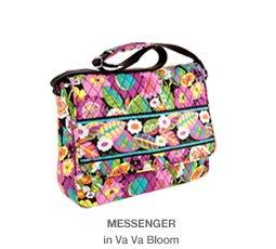 Messenger in Va Va Bloom