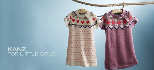 KANZ: FOR LITTLE GIRLS, Event Ends January 6, 9:00 AM PT >