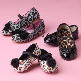 Stripes & Spots: Girls' Footwear