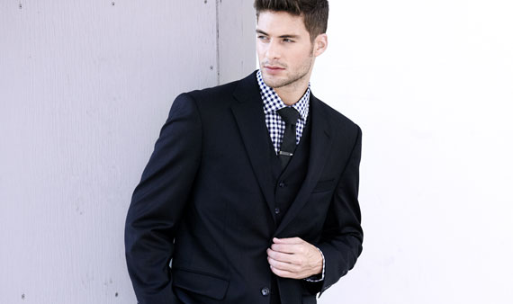 Suits: $99 and Up- Visit Event