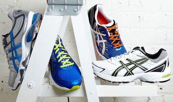 Asics Footwear- Visit Event