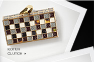 Click here to shop Kotur Clutch
