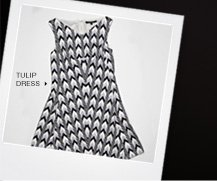 Click here to shop Tulip Dress