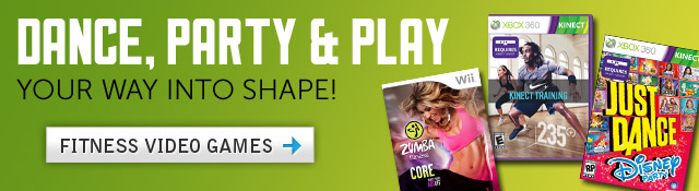 fitness video games