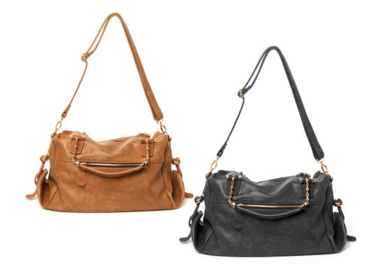 This satchel is simply gorgeous--one of the best everyday bags that I've found.
