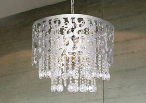 TransGlobe Lighting: Crystal & Chrome
