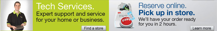 Tech  Services. Expert support and service for our home or business.