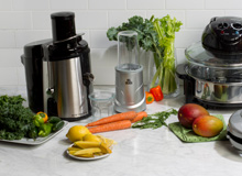 Resolve to Cook Healthy Juicers, Grills, & More