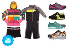 Resolve to Play Outside Kids' Clothing & Shoes