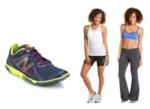 Resolve to Get Fit Activewear, Sneakers, & More