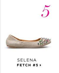 #5 Selena