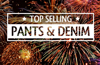 Top selling Pants and Denim