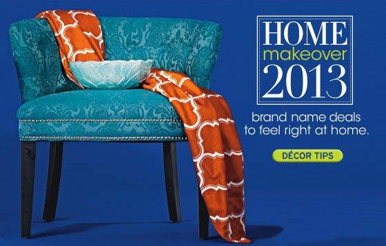 home  makeover 2013