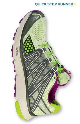 Quick Step Runner ›