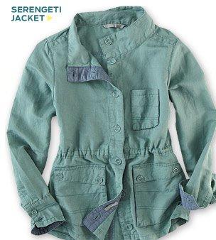 Serengeti Jacket ›