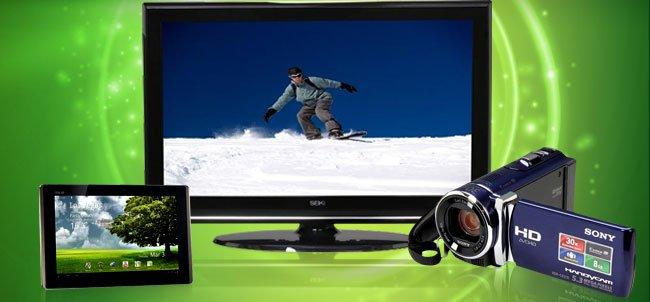 LCD, Camera, tablet