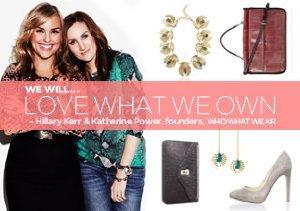 WhoWhatWear's Wardrobe Essentials