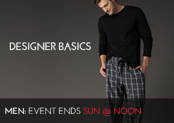 DESIGNER BASICS - Men