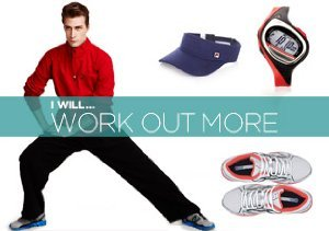 I Will... Work Out More