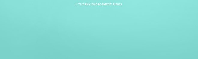TIFFANY ENGAGEMENT RINGS