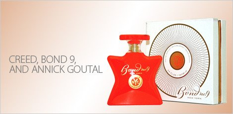 Creed, Bond 9 & Annick Goutal